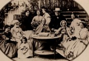 1865, Mendelssohn Family in Germany