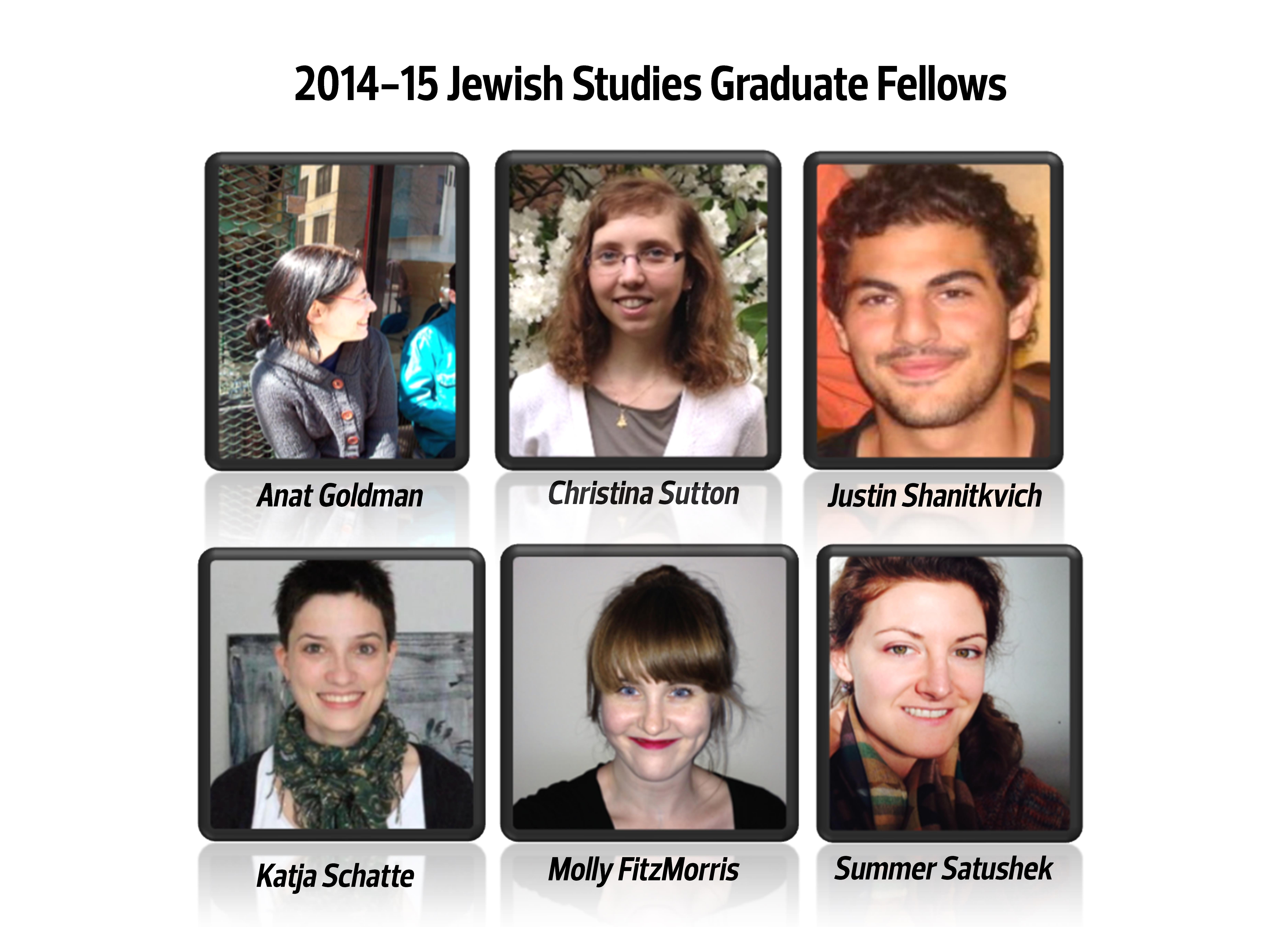 Grad Fellows 2014
