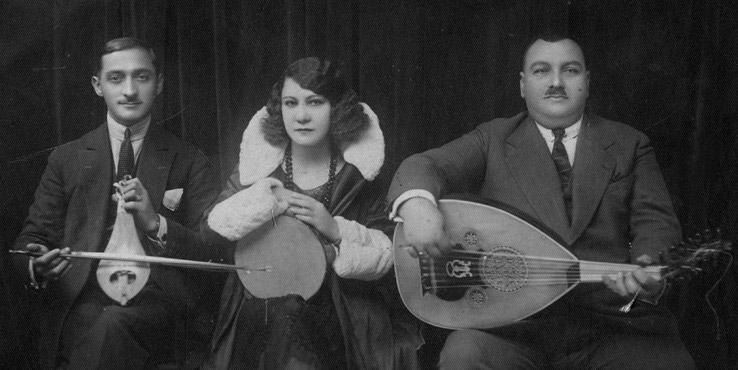 Rosa Eskenazi was a famous Jewish-Greek singer.
