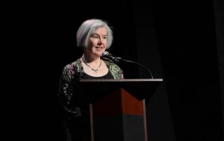 Maureen Jackson at 2014 Stroum Lecture