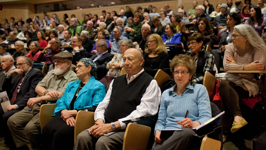 Sephardic Jewry and the Holocaust Keynote Crowd