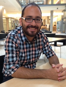 Oscar Aguirre-Mandujano won a Jewish Studies Graduate Fellowship to work on a unique notebook of poetry in Ladino and Ottoman.