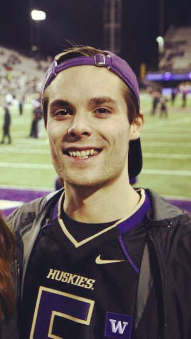 Griffin Taylor, co-leader of the Jewish Studies Student Committee, won a prestigious Mary Gates Research Scholarship.