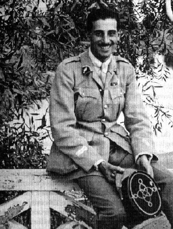 Lieutenant Nissim de Camondo (1892-1917)  was supposed to enter the family business in France, but died in an air battle in 1917.