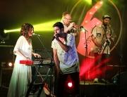 The Israeli reggae band Hatikvah 6 performing. Image via Facebook.
