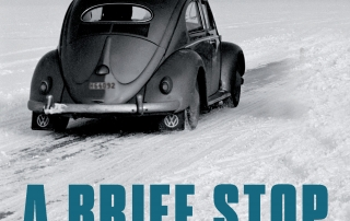 Cover of A Brief Stop on the Road from Auschwitz