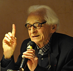 Claude Vigee, photographed in 2004.