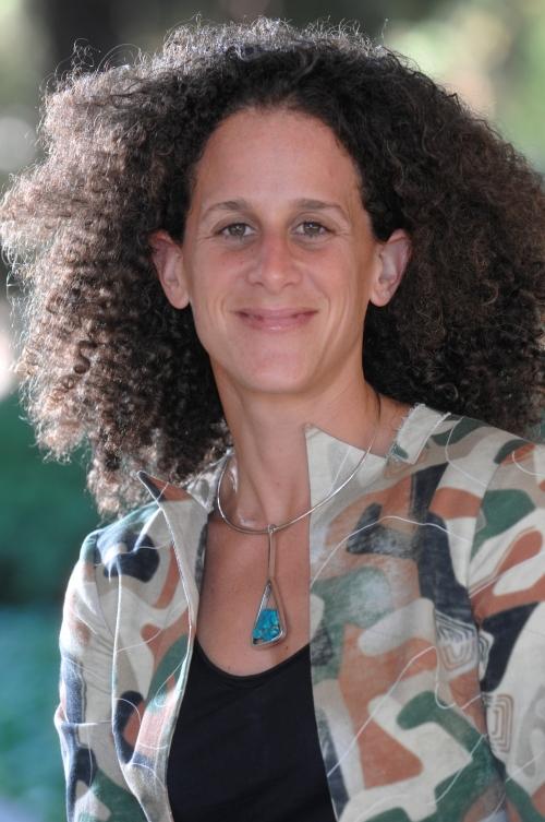 Prof. Sarah Stein of UCLA.