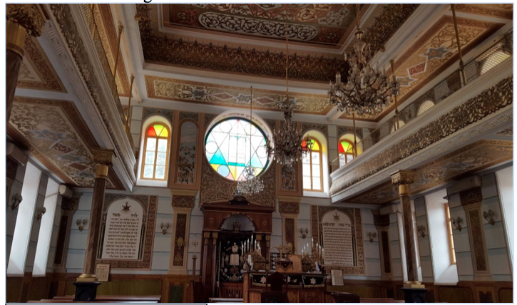 Jewish Life at the Fringes of the Black Sea