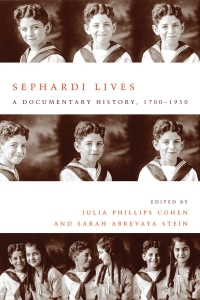 Cover of Sephardi Lives