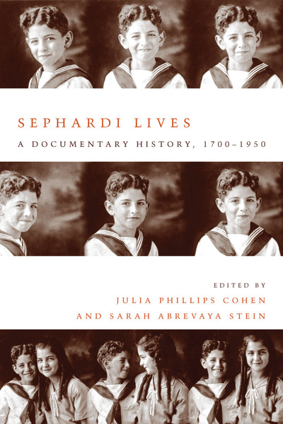 Sephardi Lives was published by Stanford University Press in 2014 and won the National Jewish Book Award.