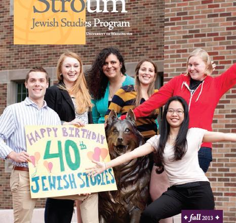 2013 Newsletter Cover