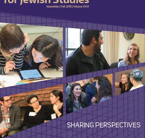 2015 Newsletter Cover