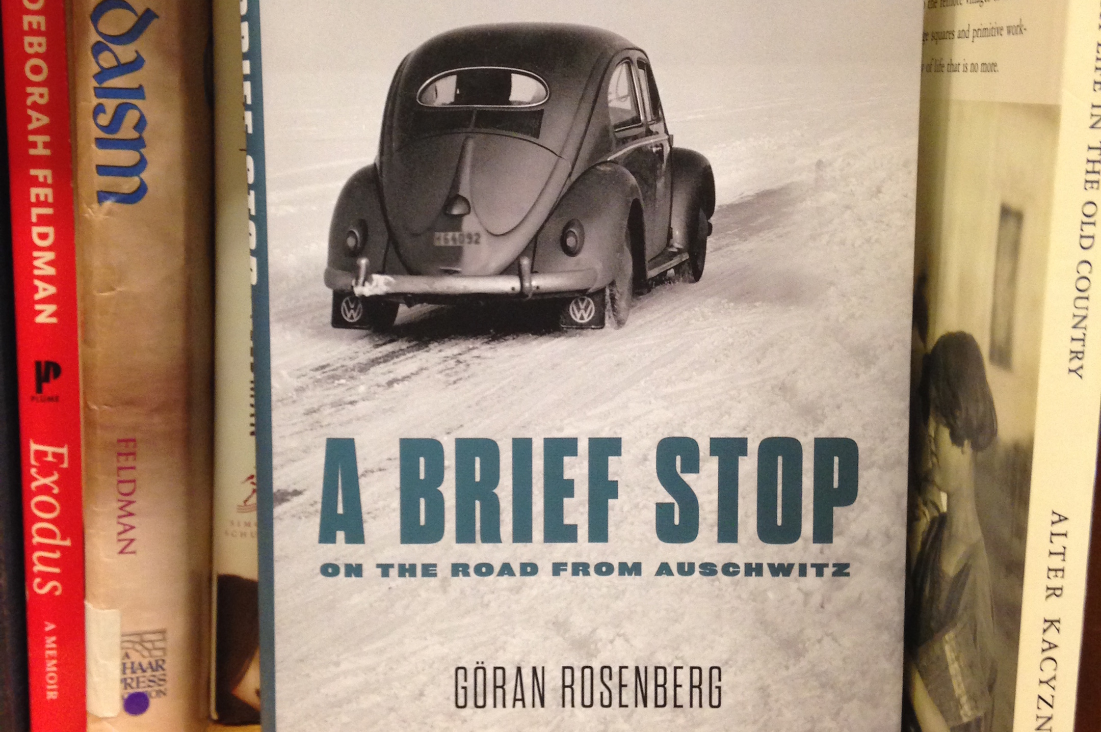 Surviving the Survival on Göran Rosenberg's Road from Auschwitz