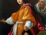 Cristofano Allori, Judith with the Head of Holofernes (1613).
