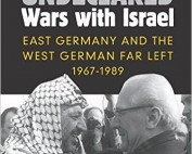 Book cover: Undeclared Wars with Israel