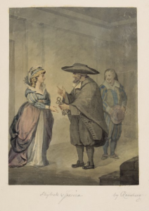Shylock and Jessica