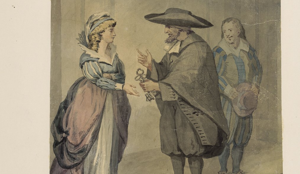 Is It Time to Reconsider Marlowe's and Shakespeare's Jews?