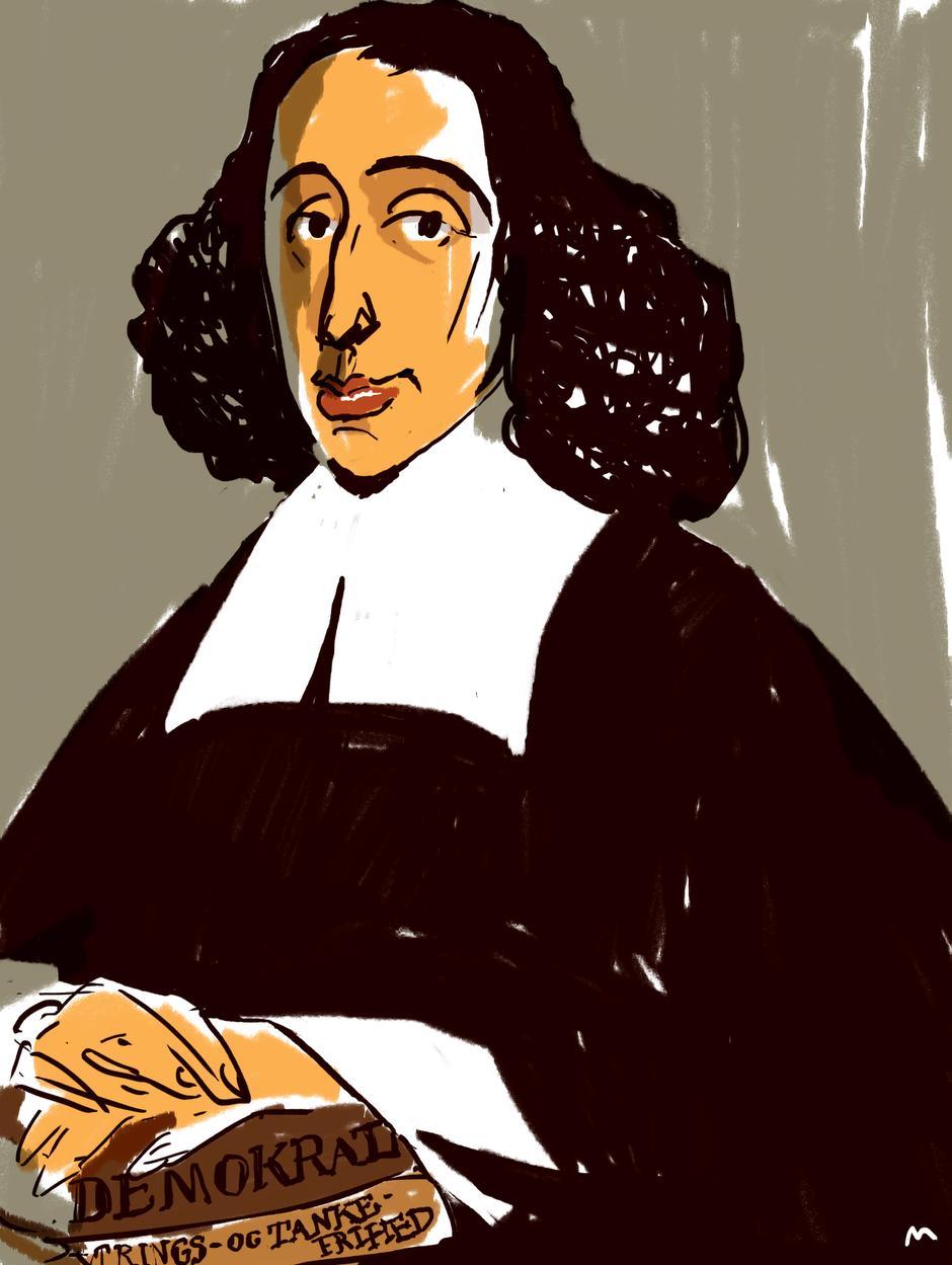 Spinoza, Bøger