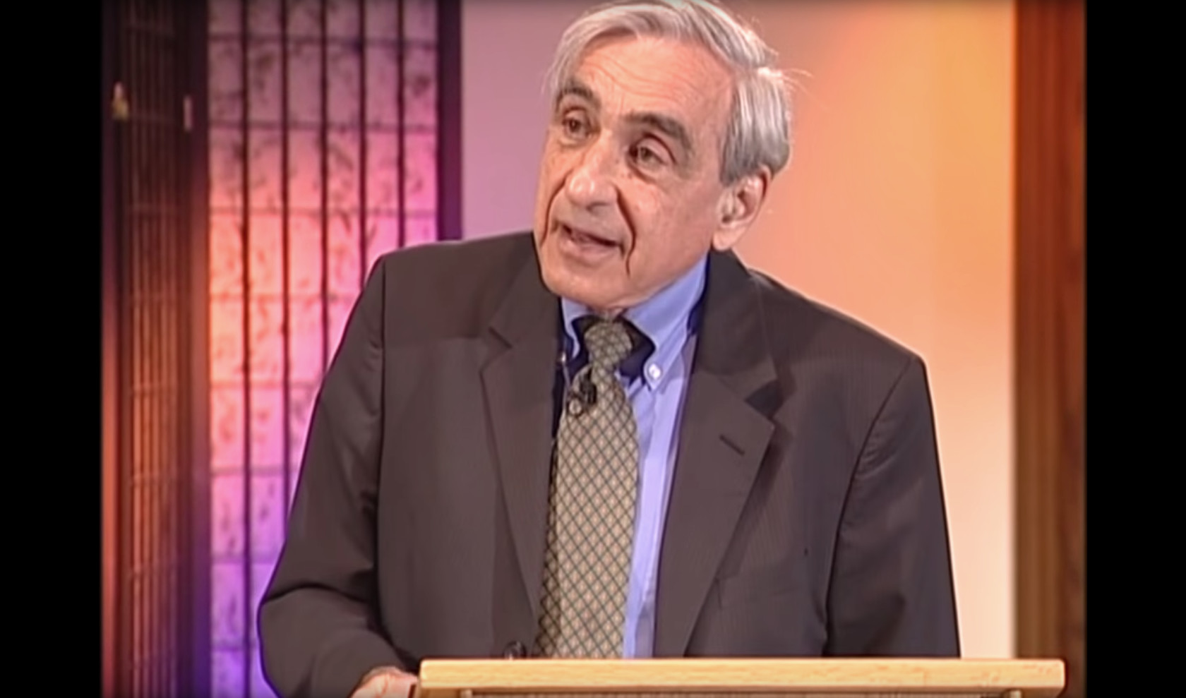 Michael Walzer: Biblical Politics