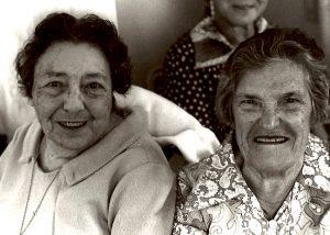 Estrea Chiprut, Matilda Barkey & Diana DeLeon