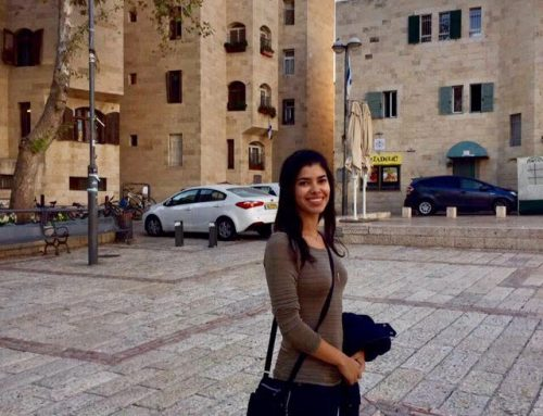 Reflecting on Study Abroad in the Negev