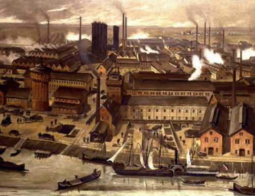 Spinoza, Industrialization, and the Nineteenth-Century Ethos of Repose
