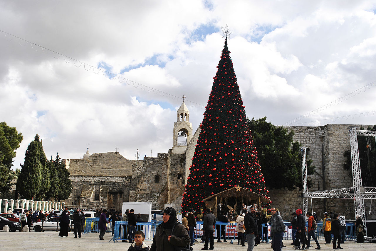 Bethlehem for Christmas