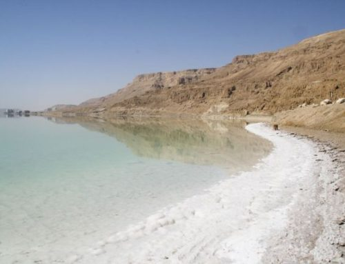 The Dying Dead Sea: Beauty and the Underbelly