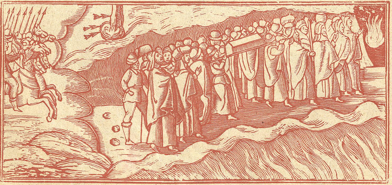 Crossing the Red Sea in Ladino: A Rare Sephardic Passover Ballad