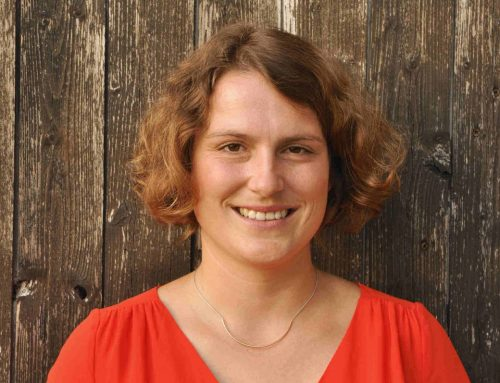 Welcome Constanze Kolbe, the Stroum Center's 2017-2018 Hazel D. Cole Fellow