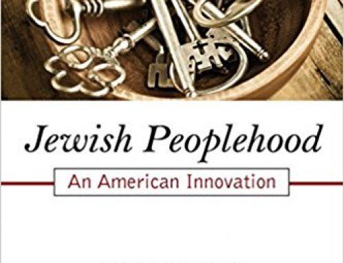 "Pianko's ""Jewish Peoplehood"" Wins Book Prize"