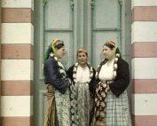 Sephardic women in Salonica