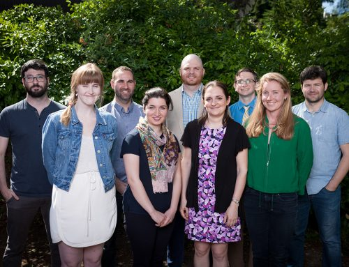 Announcing the 2017-2018 Graduate Fellows