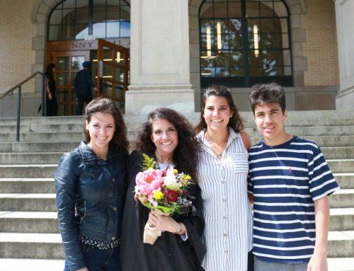 UW grad Regina Friedland, '17, reflects on the power of Jewish Studies at UW