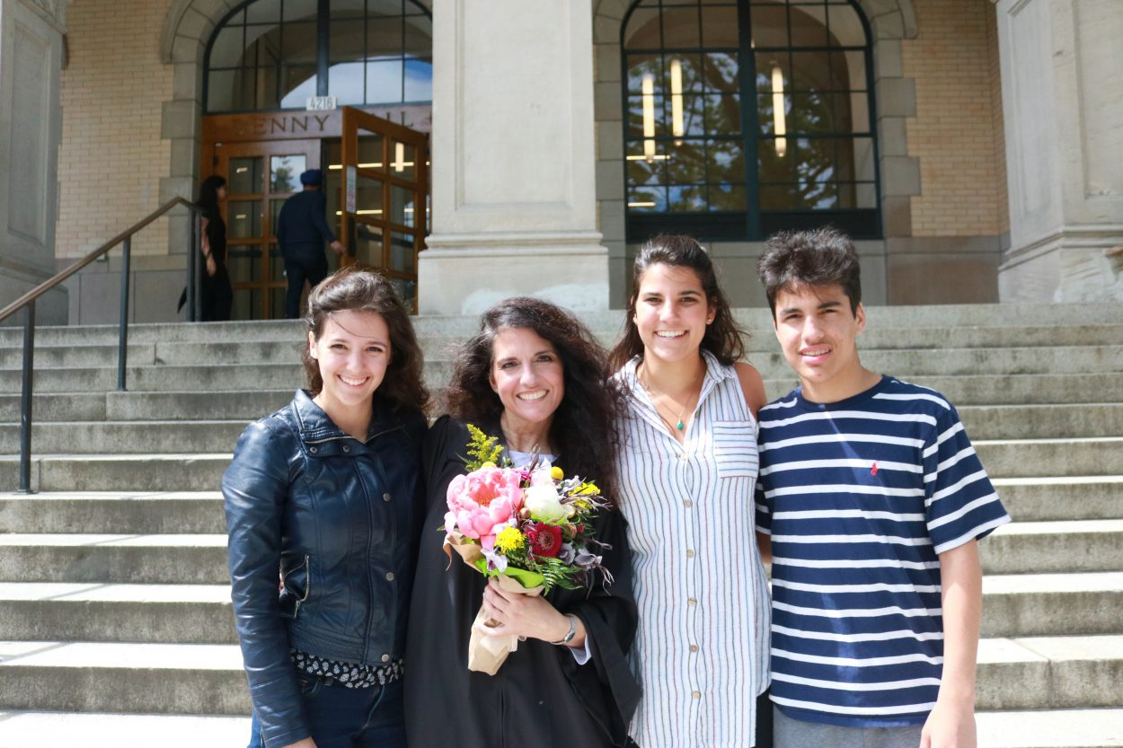 UW grad Regina Friedland, '17, reflects on the power of Jewish Studies at UW