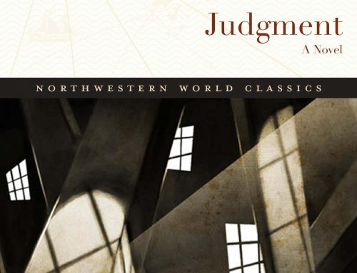 "Prof. Sasha Senderovich releases new translation of Yiddish novel ""Judgment"""
