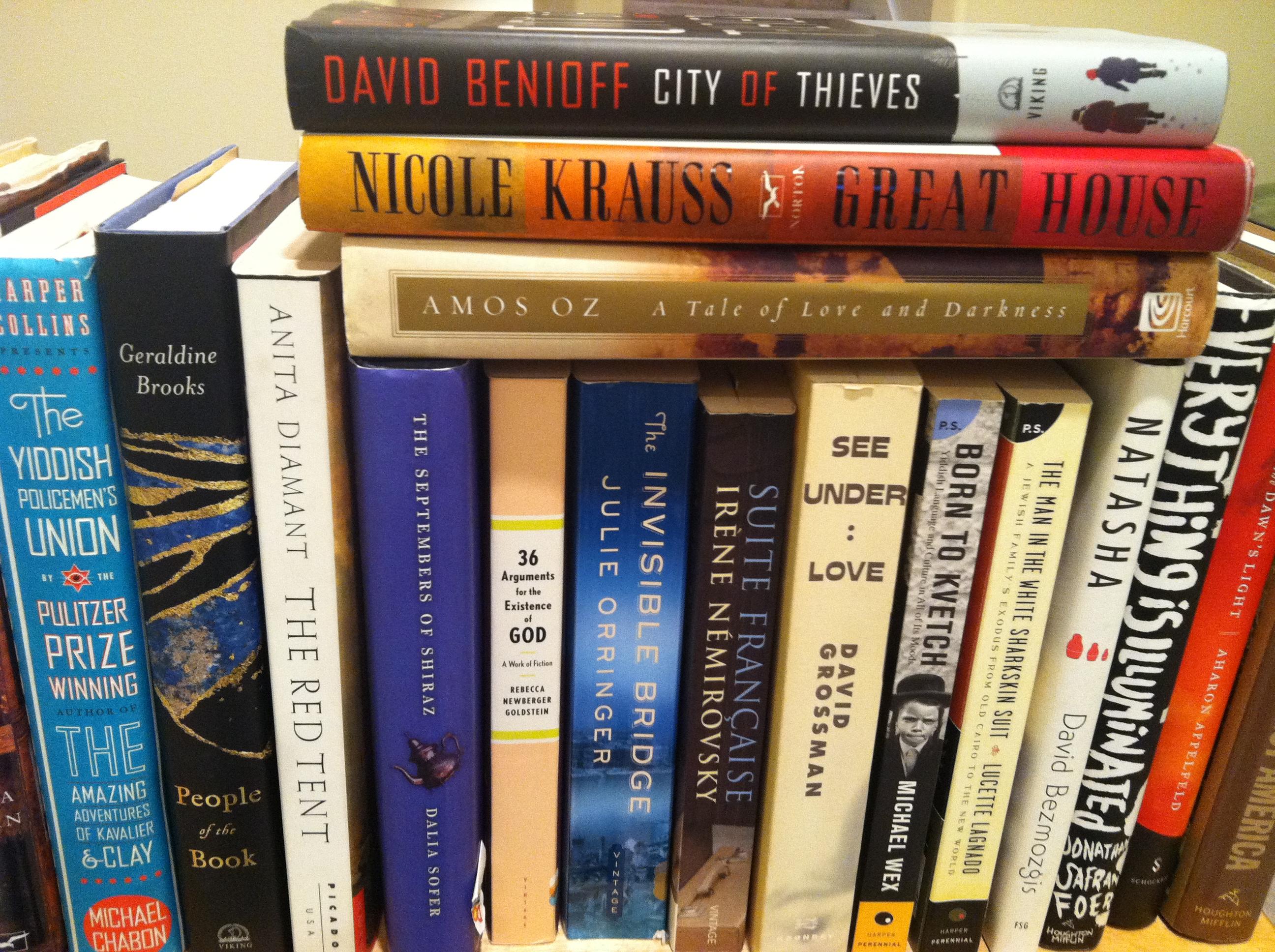 What's a Jewish Bestseller? - UW Stroum Jewish Studies