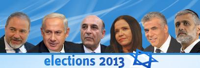 Israeli elections 2013