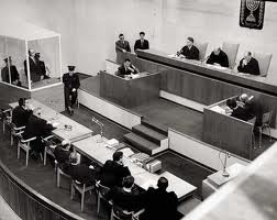The Trial of Adolf Eichmann, 1961.