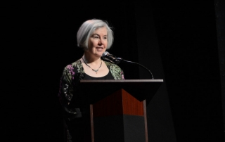 Maureen Jackson at 2014 Stroum Lecture
