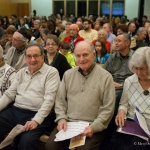 International Ladino Day Attendees, Seated