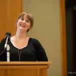 Molly FitzMorris at International Ladin Day