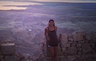 Jewish Studies Travel Grant Winner- Gaby Natelson