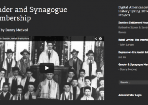 Digital American Jewish History Projects