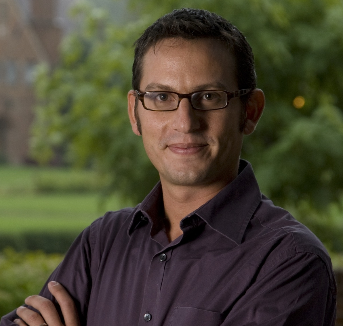 Adam Rovner headshot