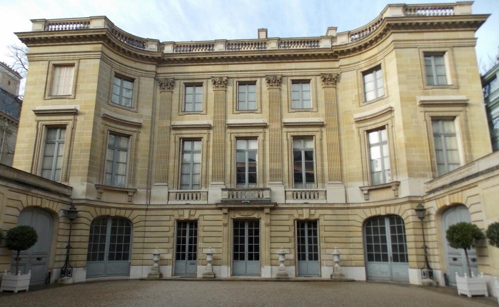 Musée Nissim de Camondo at 63 rue de Monceau, Paris.