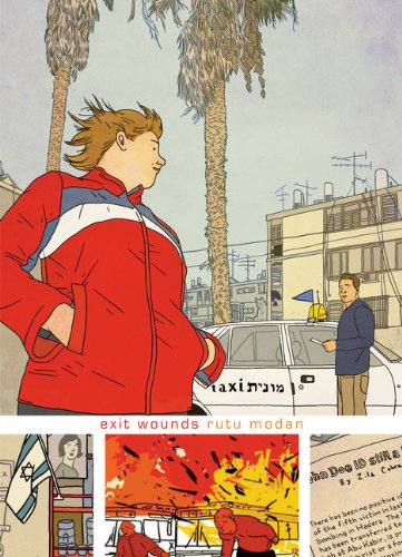 Rutu Modan's Exit Wounds was published by Drawn and Quarter in 2007 and has won several awards.