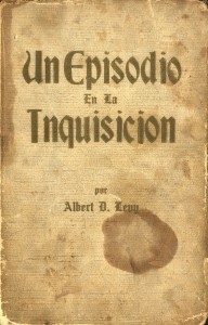 Cover of Albert Levy's book