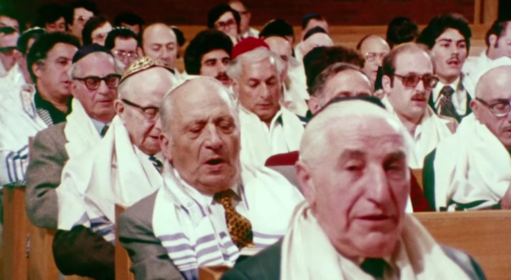 Seattle Sephardic community members at Sephardic Bikur Holim